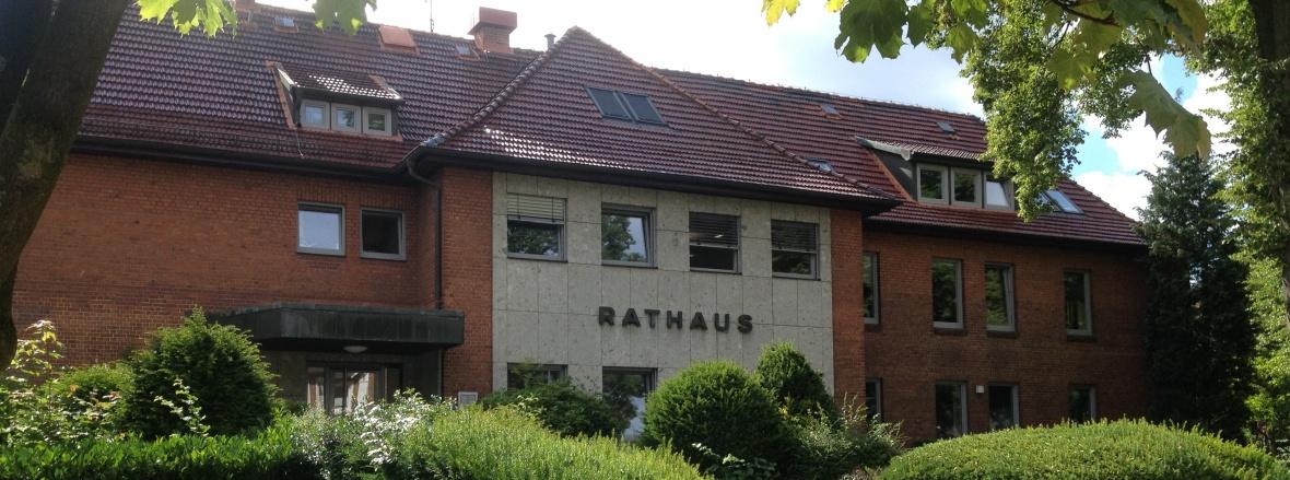 Rathaus Oststeinbek